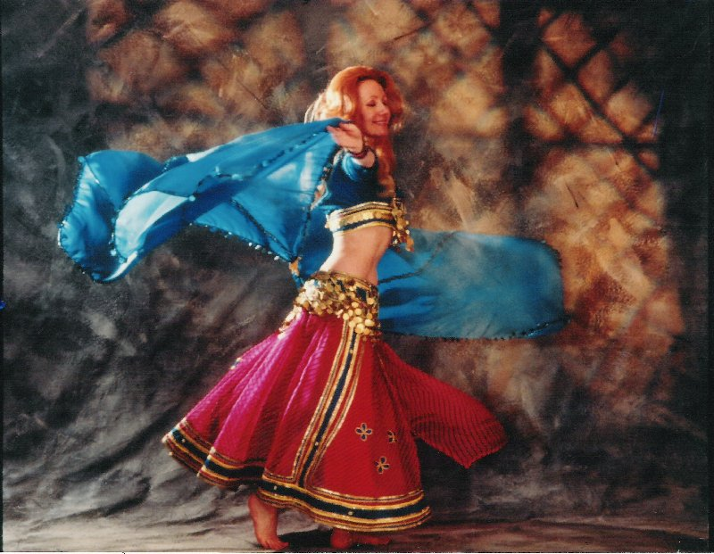 Jacqueline Chapman Belly Dancing Classes