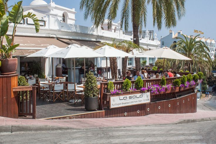 cooldeals la sala restaurant puerto banus marbella