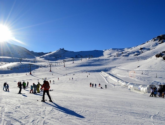 Ski Lessons for Kids & Adults