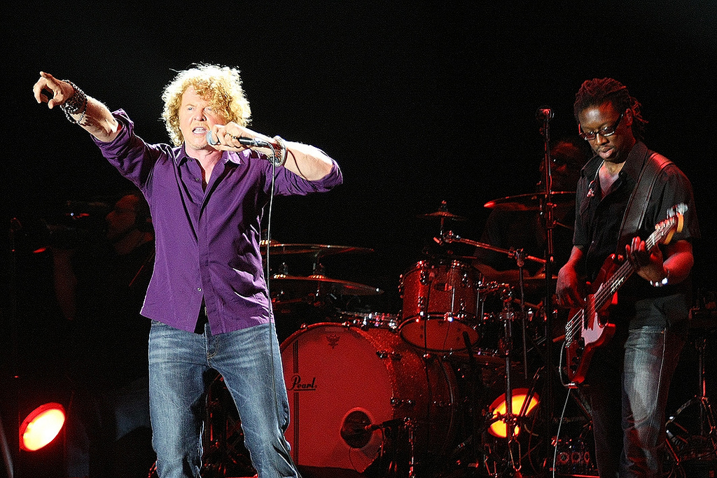 Simply Red Live in Concert