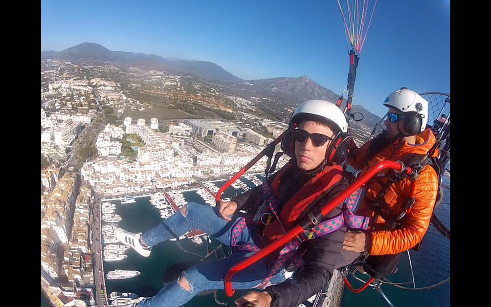 We Fly Paragliding Banus
