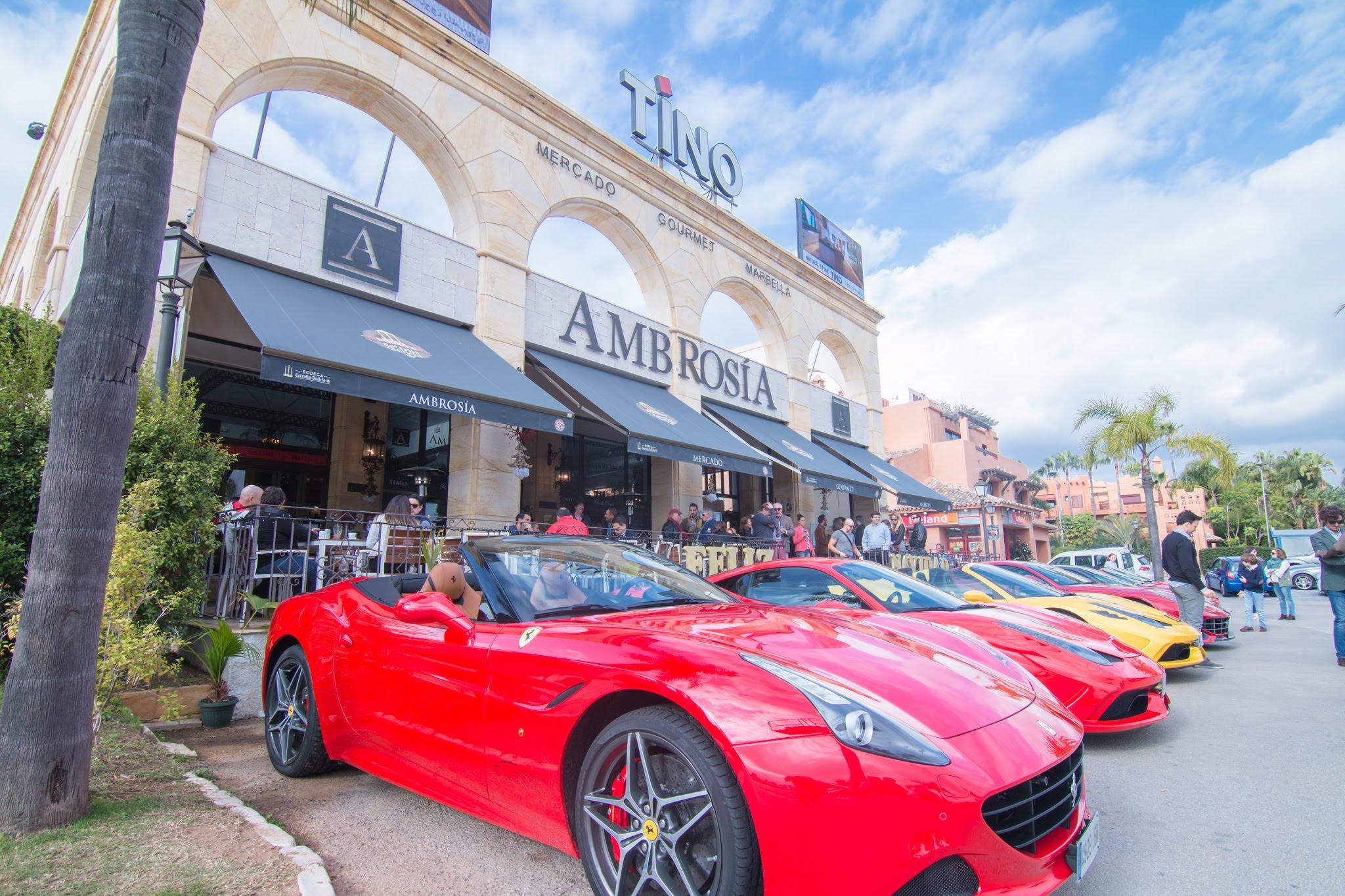 Cooldeals ambrosia gourmet mercado puerto banus - Puerto banus marbella ...